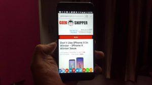 Xiaomi Mi A1 Display
