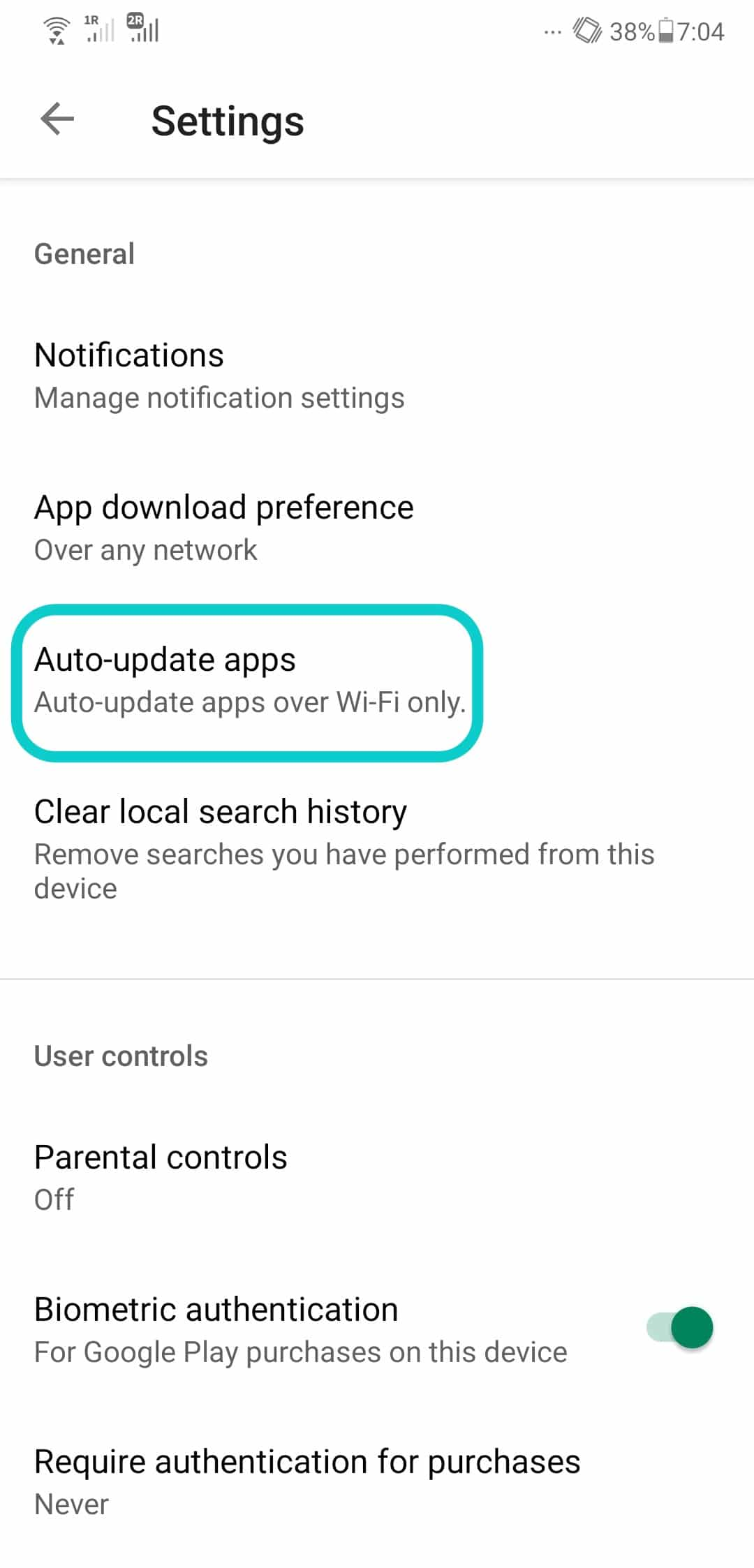 How To Manage Auto Updates
