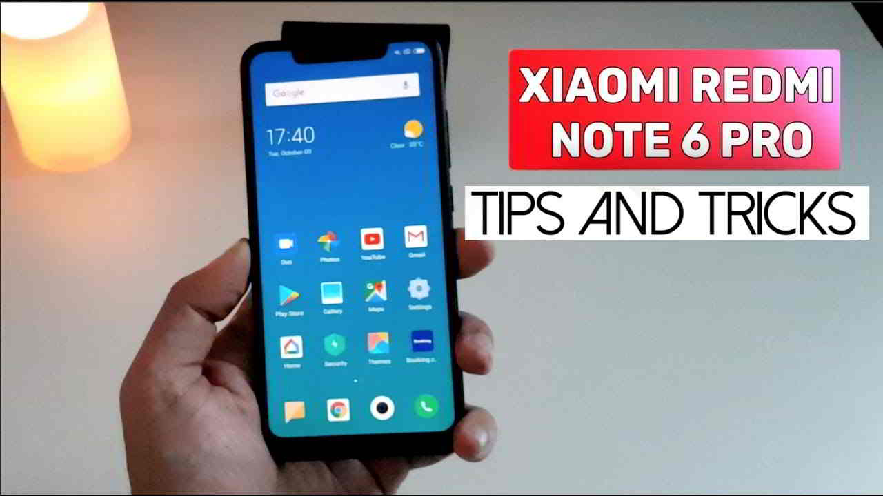 Fix UI Lagging In Redmi Note 6 Pro